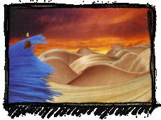 Rox Flame - Wellington New Zealand Artist