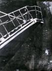Rox Flame - Wellington New Zealand Artist - Stairway of Stars 2002